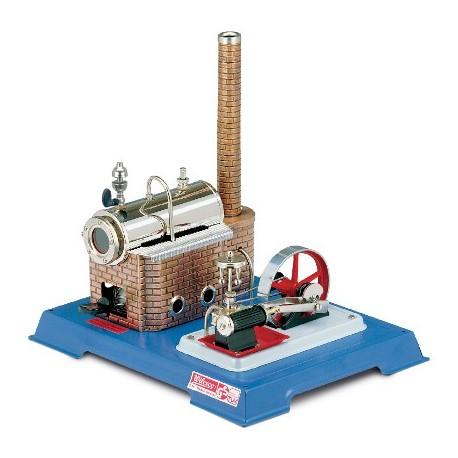 Wilesco D9 Dampfmaschinenbausatz