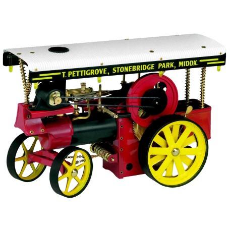 Wilesco D419 Showman's Engine Kit à Monter
