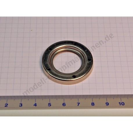 Metallring zu Wasserstandsglas 27 mm