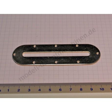 Metallring zu Wasserstandsglas 80 x 14 x 5 mm
