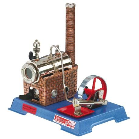 Wilesco D6 Dampfmaschine