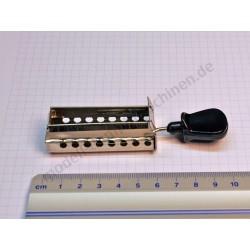 Brennerschieber 60 mm