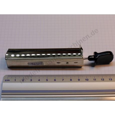Burner slide, 100 mm