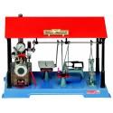 Wilesco D141 Machine à vapeur avec atelier