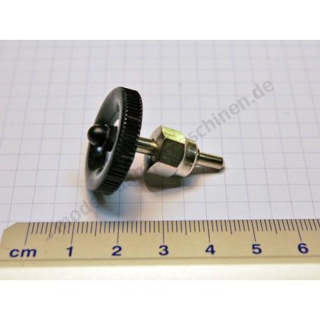 Dampfabsperrventil/Ablassventil ohne Ventilkörper - Unterteil