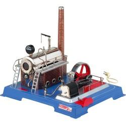 Wilesco D202 el Dampfmaschine