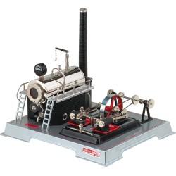 Wilesco D22 Zwei-Zylinder Dampfmaschine