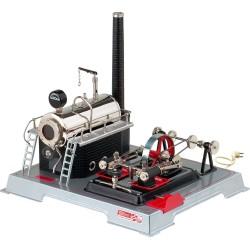 Wilesco D222 el Zwei-Zylinder Dampfmaschine