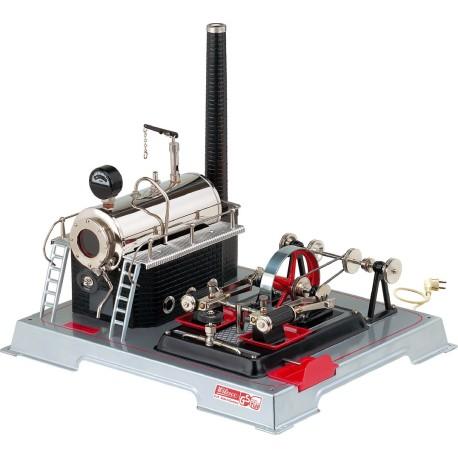 Wilesco D222 el Steam Engine