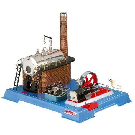 Wilesco D242 el Steam Engine