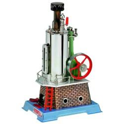 Wilesco D455 Dampfmaschine stehend