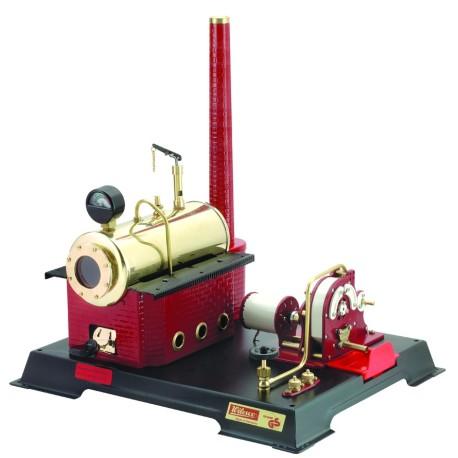 Wilesco T125 Steam Turbine