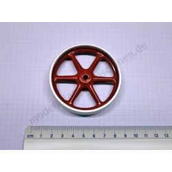 Roue avant, 70 mm diamètre