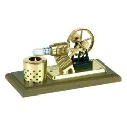 Wilesco H100 Stirlingmotor