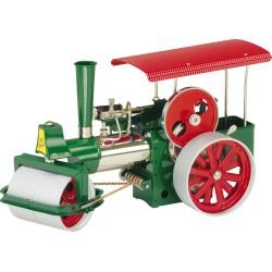 "Wilesco D365 Steam Roller ""Old-Smoky"""