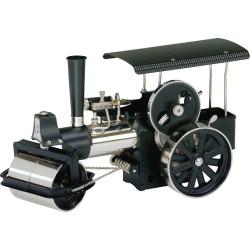 Wilesco D368 Steamroller black-nickel
