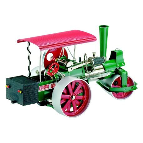 "Wilesco D365 Rouleau compresseur vert ""Old Smoky"""