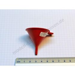 Trichter kurz, 15 mm Rohr