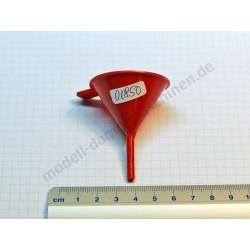 Trichter lang, 25 mm Rohr