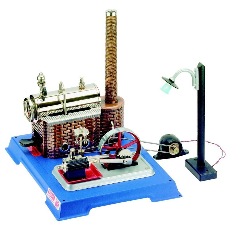 wilesco d105 dampfmaschine electric light modell dampfmaschinen. Black Bedroom Furniture Sets. Home Design Ideas