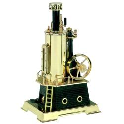 Wilesco D456 Dampfmaschine stehend