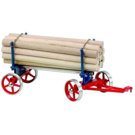 Wilesco A425 Lumber Wagon