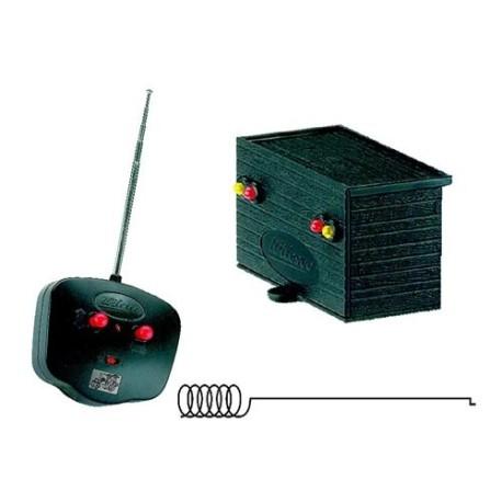 Wilesco Z360 Radio remote control
