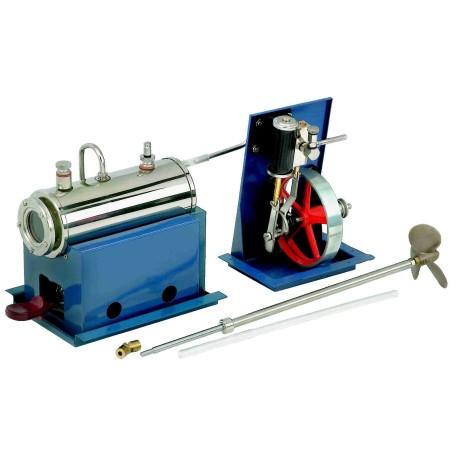 Wilesco D52 Machine à vapeur pour bateaux