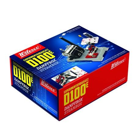Wilesco D100E kit d'expérimentation